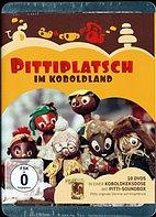 10er DVD - Pittiplatsch im Koboldland mit Drehrumbum und mehr/Pitti-Soundbox-NEU