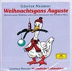 CD - Die Weihnachtsgans Auguste - Musikalisches Märchen - 108693