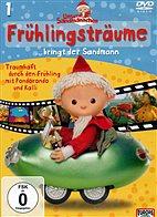 DVD - Sandmännchen  1 - Frühlingsträume bringt der Sandmann