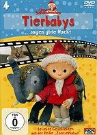 DVD - Sandmännchen 4 - Tierbabys sagen Gute Nacht