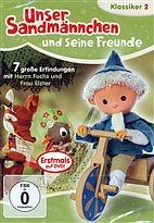 DVD - Unser Sandmännchen 2 - Große Erfindungen mit Fuchs und Elster / 1065002