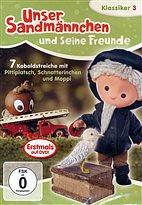 DVD - Unser Sandmännchen 3 - Koboldstreiche mit Pittiplatsch, Schnatterinchen