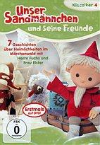 DVD - Unser Sandmännchen 4 - Geschichten über Heimlichkeiten im Märchenwald