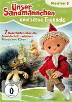 DVD - Unser Sandmännchen 5 - Freundschaft zwischen Plumps und Küken