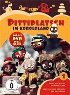 2 DVDs - Pittiplatsch im Koboldland Folge 1/Insel der Dickbäuche 1065010