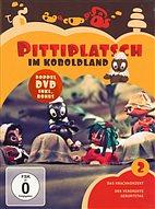 2 DVDs - Pittiplatsch im Koboldland Folge 2 / Krachkonzert, Abendgruss 1065011