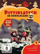 2 DVDs - Pittiplatsch im Koboldland Folge 3 / Riesenland, Wunschkugel 1065014