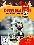 2 DVDs - Pittiplatsch im Koboldland Folge 4 / Waschfass, Glasflöte ua 1065015