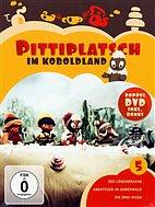 2 DVDs - Pittiplatsch im Koboldland Folge 5 / Der Lügendrache, Uhrenwald 1065022