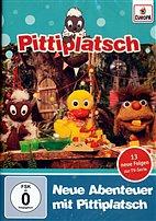 DVD - Pittiplatsch / Neue Abenteuer mit Pittiplatsch / 13 neue Folgen