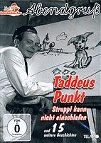 DVD - Abendgruß / 11 - Taddeus Punkt - Struppi kann nicht einschlafen