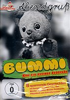 DVD - Abendgruß / 16 - Bummi - Kam ein kleiner Teddybär -8 spannende Geschichten