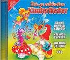 CD - Die 40 schönsten Kinderlieder - Kommt ein Vogel geflogen, u.a.