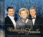 CD - Angela Wiedl / Weihnachten mit der Familie