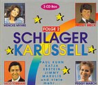 3-CD Box - Schlagerkarussell - Folge 2 / Wenke Myhre, Peggy March, Paul Kuhn u.a.