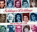 3-CD Box - Schlagerlieblinge - Hit an Hit /Peter Rubin, Costa Cordalis, Milva ua