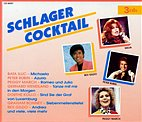 3-CD Box - Schlagercocktail / Peggy March, Bata Illic, Chris White u.a.