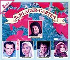 3-CD Box - Schlager-Garten / Ibo, Elke Martens, Gerd Christian, Milva u.a.