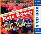 3-CD Box - Schlager - Rote Rosen / Elfi Graf, Nordwind, Dalida u.a.
