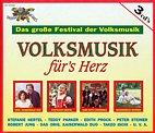 3-CD Box - Volksmusik für´s Herz / Stephanie Hertel, Edith Prock, Takeo Ischi u.a.