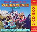 3-CD Box - Mein Herz schlägt für die Volksmusik F.1 / Marianne u. Michael, u.a.