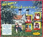 3-CD Box - Auf geht´s Musikanten / Memories, Heino, Inge & Maria u.a.