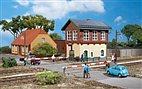 HO Bausatz - Stellwerk / Auhagen 11333