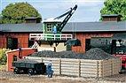 HO Bausatz - Bekohlungsanlage (Auhagen 11334)