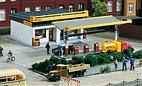 11340 Auhagen - Tankstelle - HO Bausatz
