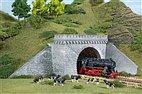 11343 Auhagen - Tunnelportale zweigleisig - HO