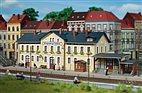 HO Bausatz - Bahnhof Klingenberg-Colmnitz (Auhagen 11346)