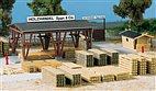 HO Bausatz - Holzhandlung Span & Co. / Auhagen 11353
