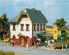 HO Bausatz - Pension Stern / Auhagen 11354