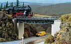 Auhagen 11365 - HO Bausatz - Fachwerkbrücke