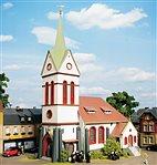 11370 Auhagen - HO Bausatz - Stadtkirche