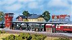 HO Bausatz - Bahnsteig (Auhagen 11376)