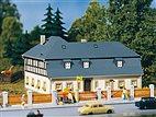 HO Bausatz - Wohnhaus Mühlenweg 1 (Auhagen 11385)
