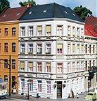 HO Bausatz - Eckhaus Schmidtstrasse 25 (Auhagen 11398)