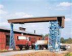 HO Bausatz - Überladekran (Auhagen 11401)