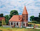 HO Kirche (Auhagen 11405)