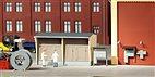HO Bausatz - Trafostation mit Zubehör (Auhagen 11427)