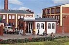 HO Bausatz - Pförtnerhaus (Auhagen 11434)