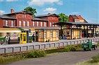 11452 Auhagen - Bahnhofausstattung - HO
