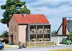 12236 Auhagen - Mehrfamilienhaus - HO/TT Bausatz