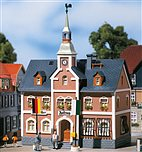 12241 Auhagen - Rathaus - HO/TT Bausatz