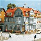 HO/TT Bausatz - Eckhaus (Auhagen 12249)