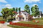 TT Bausatz - Haus Janine (Auhagen 13301)