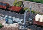 TT Bausatz - Gleiswaage mit Lademaß (Auhagen 13313)