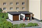 TT Bausatz - 2 Fertigteilgaragen (Auhagen 13331)