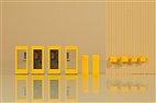 41662 Auhagen - Telefonzellen und Briefkästen - HO-Bausatz
